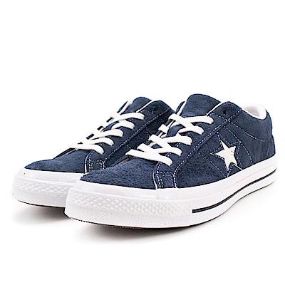 CONVERSE-男女休閒鞋158371C-藍