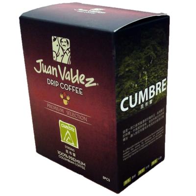 Juan Valdez胡安帝滋 濾掛咖啡-昆布雷(10gx5入)