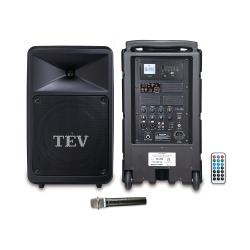 TEV USB/SD單頻無線擴音機 TA780U-1