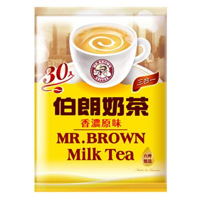 伯朗 三合一奶茶(30包/袋)
