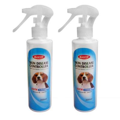 MASCOT 美克 克疥爽 犬用疥癬噴劑 200ml X 2罐