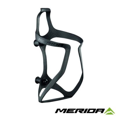 《MERIDA》美利達 碳纖水壺托架 黑/黑3182