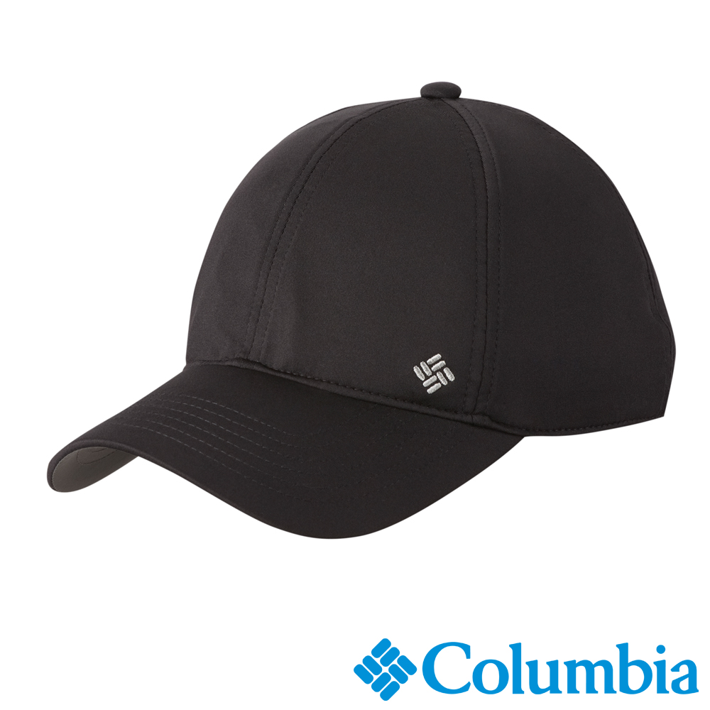 Columbia哥倫比亞 女款-抗UV50涼感棒球帽-黑色 (UCL94960BK)