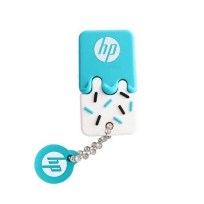 HP-32GB-USB2-0-綠色-雪糕可愛造型隨