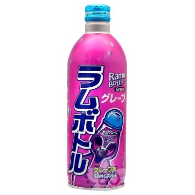 Sangaria Beverage 隨手罐碳酸汽水-葡萄風味(500g)