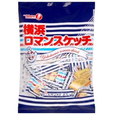 寶製果 橫濱奶油夾心餅乾(200g)