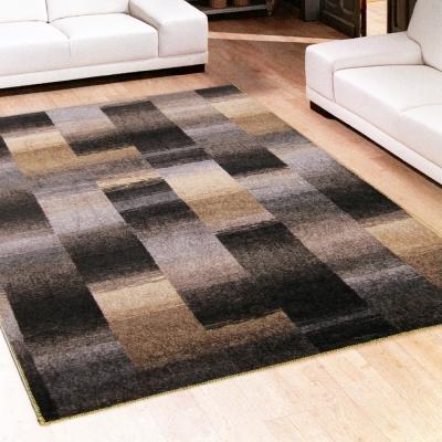 范登伯格 - 雪菲爾 進口地毯- (深棕色) (小款-100x150cm)