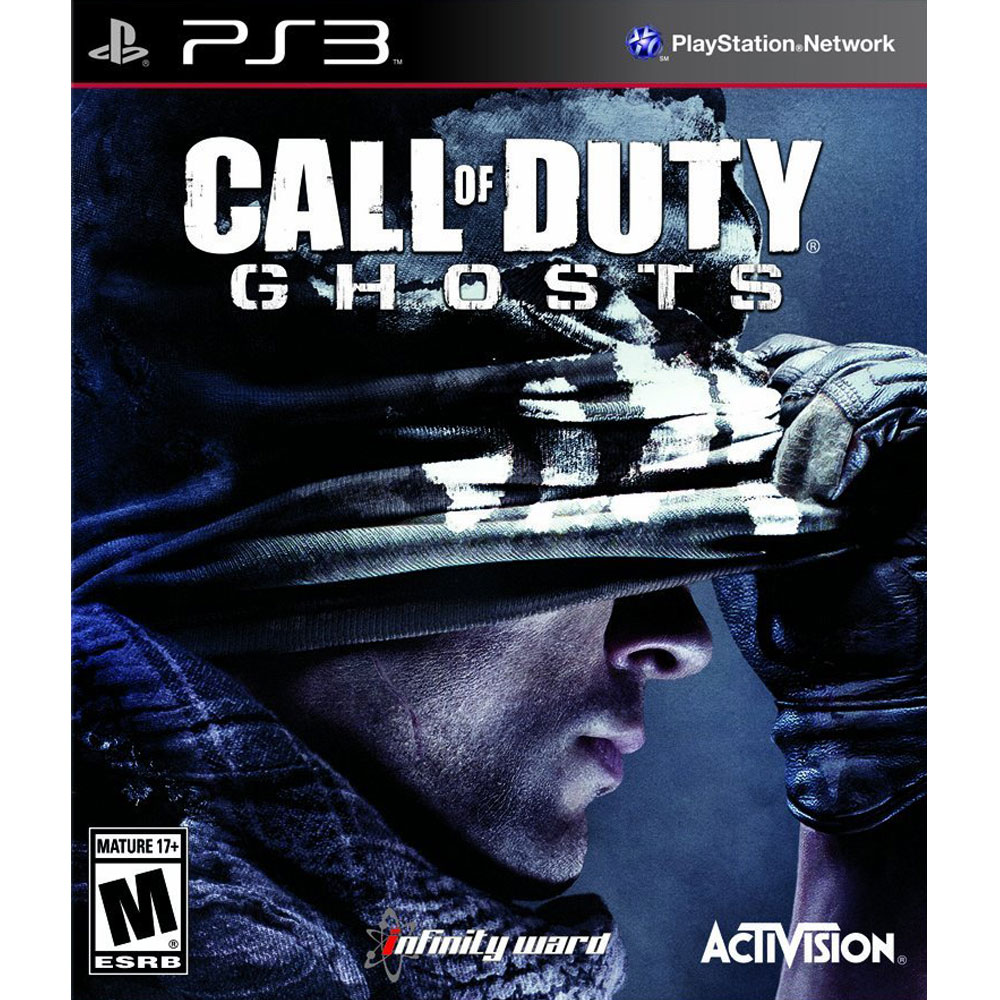 決勝時刻:魅影 CALL OF DUTY GHOSTS -PS3英文美版