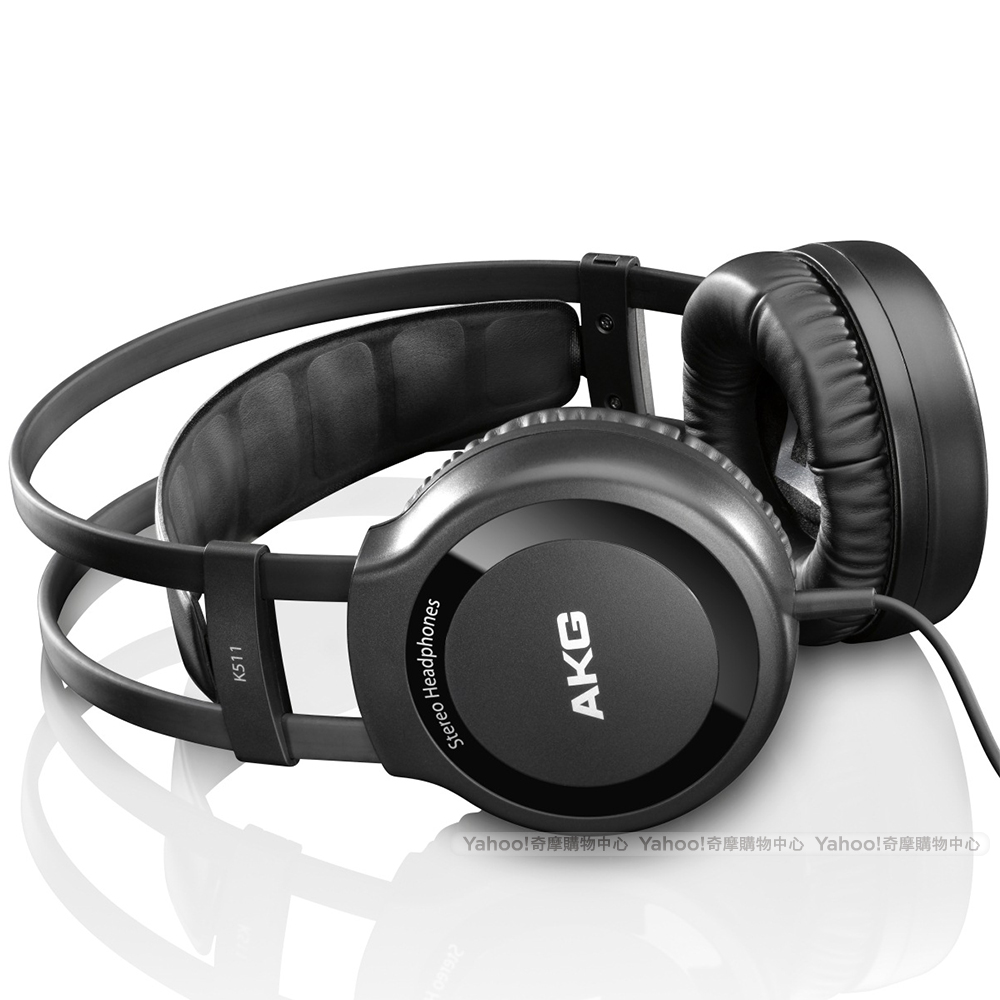 AKG 家用最佳入門 頭戴式耳機 K511