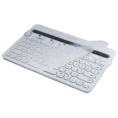 EZstick 羅技 Logitech K480 多 藍芽鍵盤 矽膠 鍵盤膜