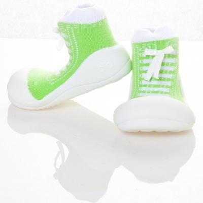 韓國 Attipas 學步鞋 正廠品質有保證 尺寸齊全AS03-律動綠
