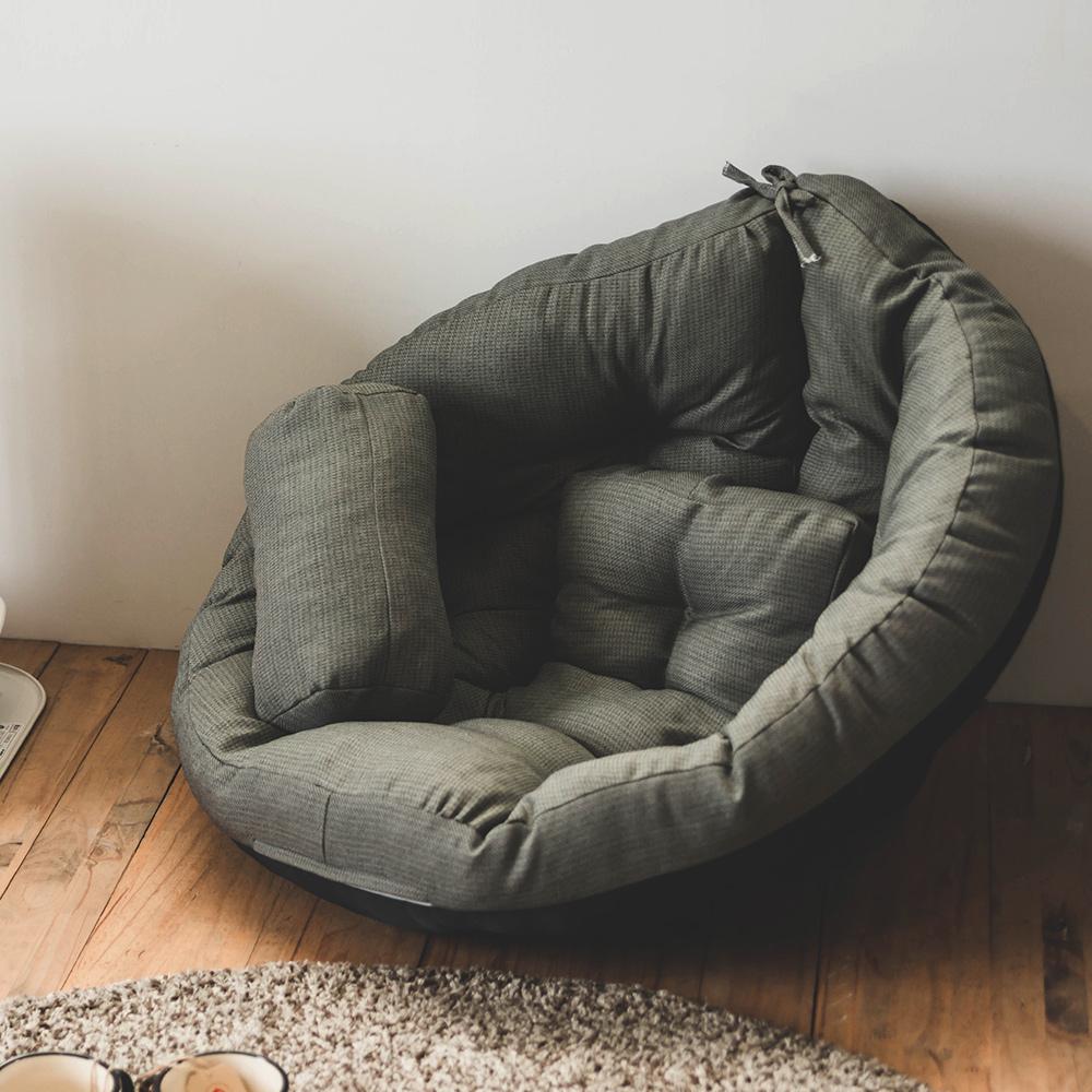 完美主義 包覆懶骨頭/沙發/和室椅/躺墊(5色) product image 1