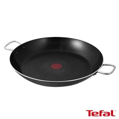 Tefal法國特福 理想系列38CM不沾西班牙燉飯鍋(8H)
