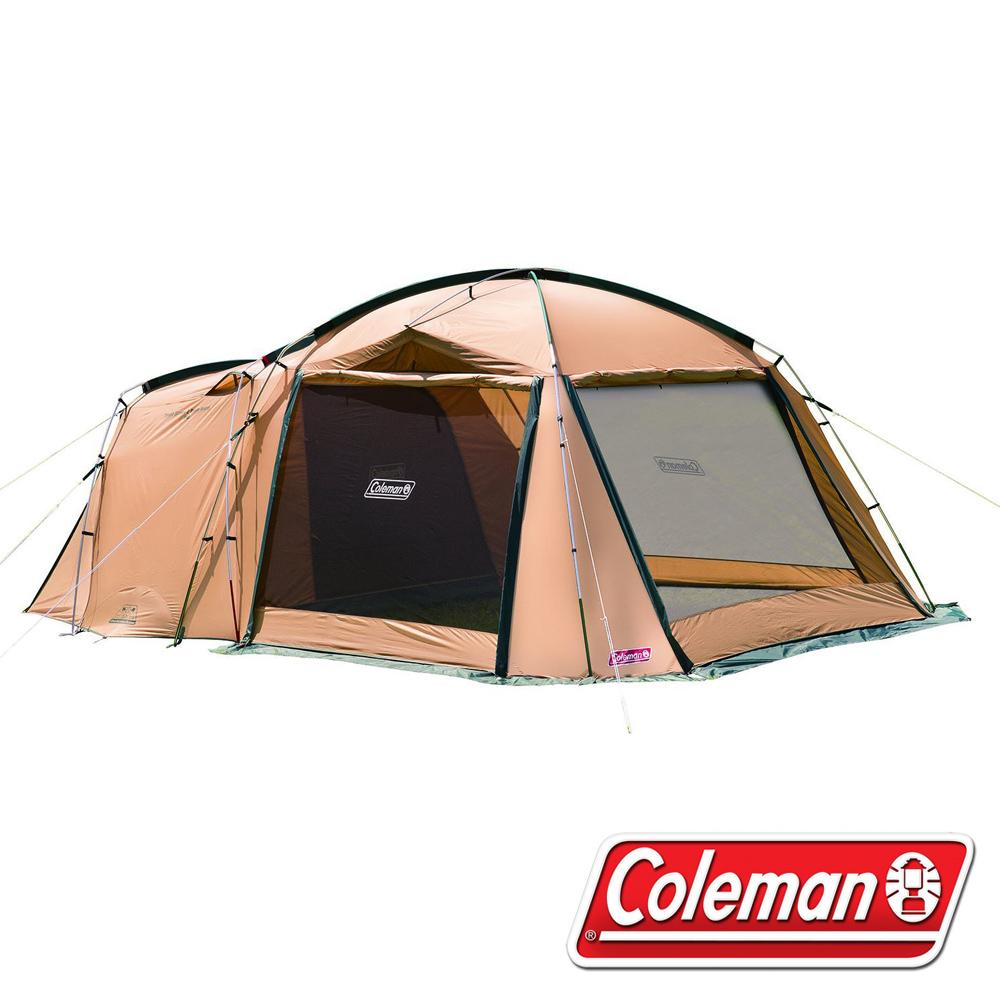 Coleman 31571 TOUGH SCREEN 2-ROOM 帳篷/透氣帳/炊事帳/