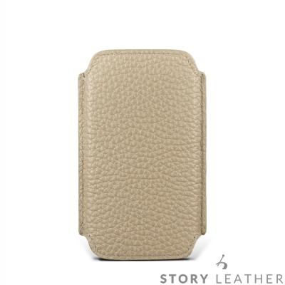 STORYLEATHER iPhone X 火柴盒式 客製化皮套