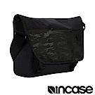 INCASE Compass Messenger 15吋 時尚拼接電腦郵差包 (迷彩黑)