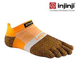 【Injinji】RUN輕量吸排五趾隱形襪