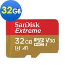 SanDisk Extreme microSDHC UHS-I(V30)(A1) 32GB