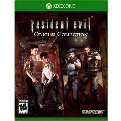 惡靈古堡 起源精選輯 Resident Evil -XBOX ONE 英日文美版