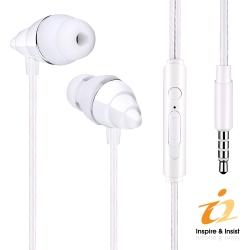 i2艾思奎 貝殼耳機( 線控麥克風)