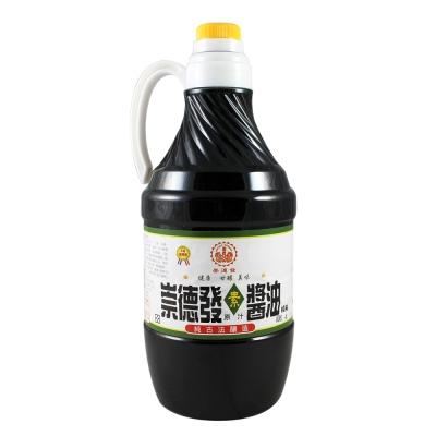 崇德發 素醬油(1600ml)