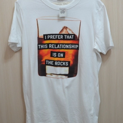 AF a&f Abercrombie & Fitch 短袖 T恤 白色 0024