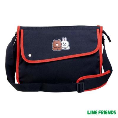 LINE FRIENDS 郵差型側背包 LI5210