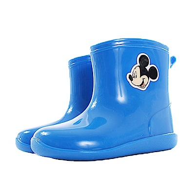 迪士尼米奇雨鞋 藍 sk0305 魔法Baby