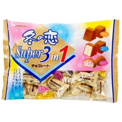 冬之戀 超級3合1巧克力(161g)