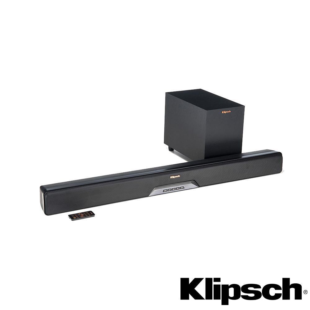 【美國Klipsch】2.1聲道單件式環繞SoundBar RSB-8