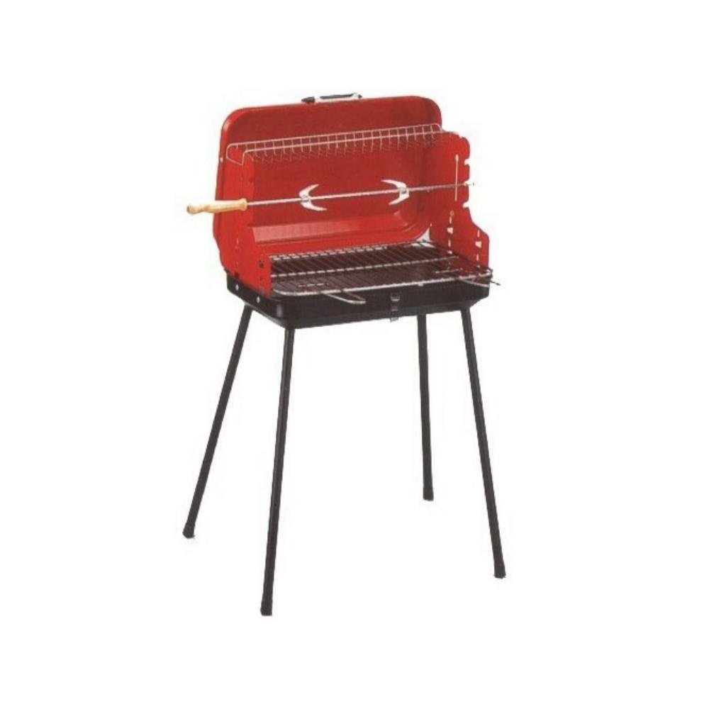 【烤爐行家】戶外休閒-站立式-木炭烤肉爐/烤肉架