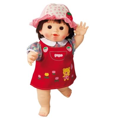 POPO-CHAN娃娃-草莓吊帶裙波波醬
