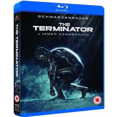 魔鬼終結者 The Terminator 藍光BD