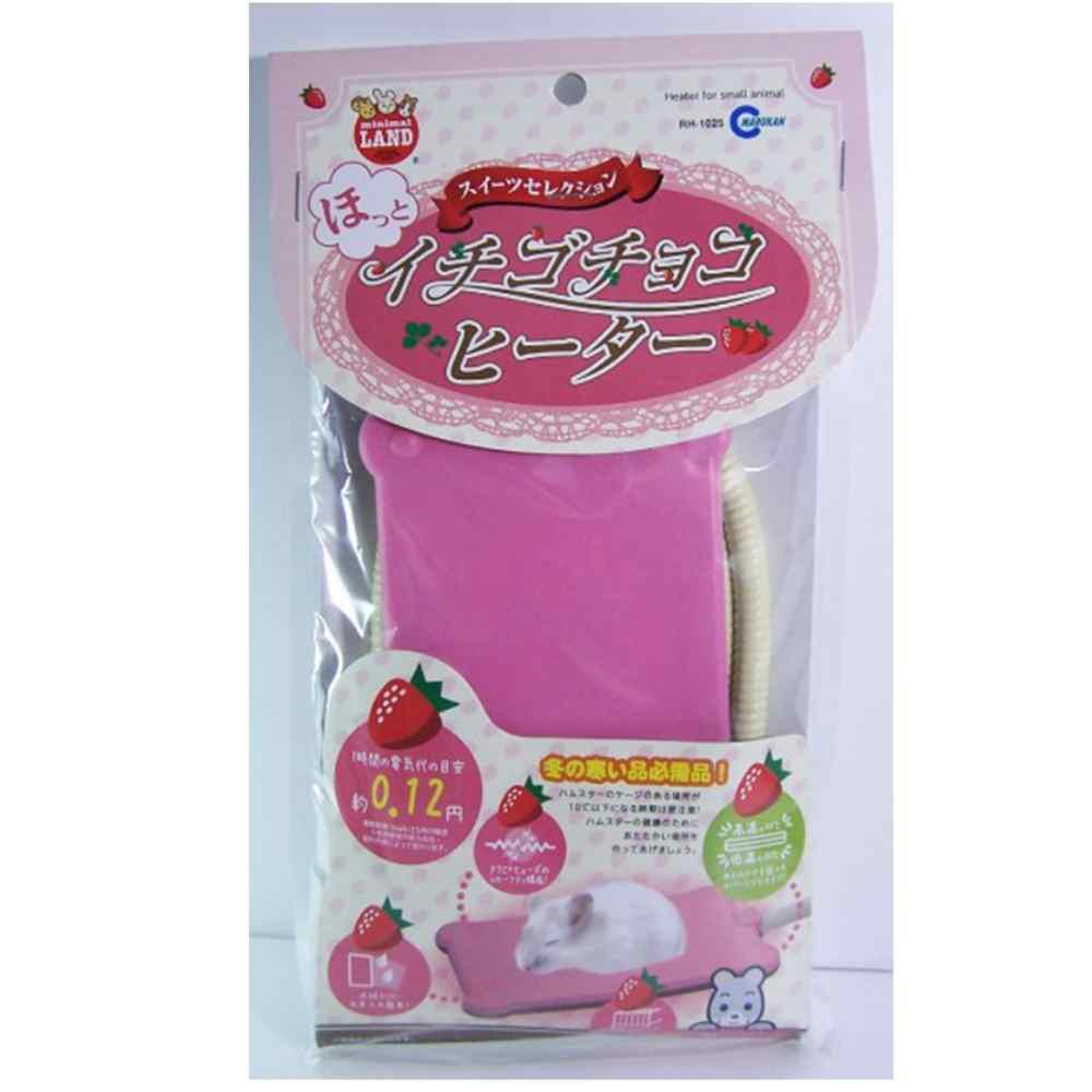 Marukan 鼠鼠專用草莓電暖墊 RH-1025