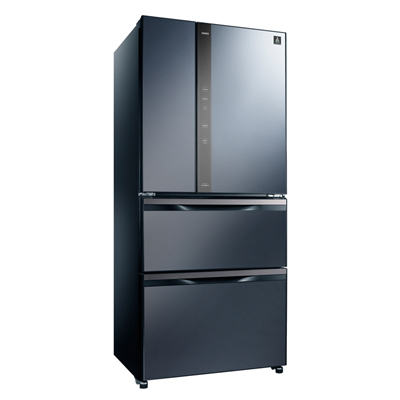 福利品SAMPO聲寶560公升AIE智慧節能冰箱SR-NW56DD B3含基本安裝