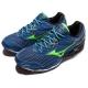 Mizuno-慢跑鞋-低筒-路跑-藍綠-男鞋