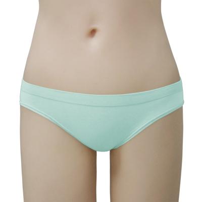瑪登瑪朵-2014SS低腰三角無縫褲(溫藍)