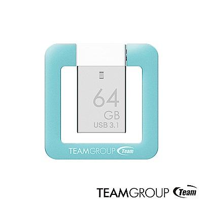 Team 十銓 64G T162 USB3.1 指扣碟 隨身碟