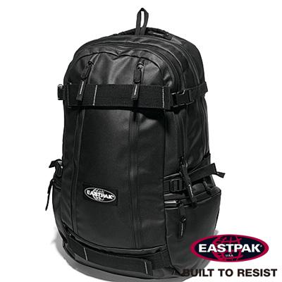 【EASTPAK】Getter商務電腦後背包-酷黑(共1色)