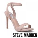 STEVE MADDEN-SARANDON-BLUSH 一字高跟涼鞋-粉色