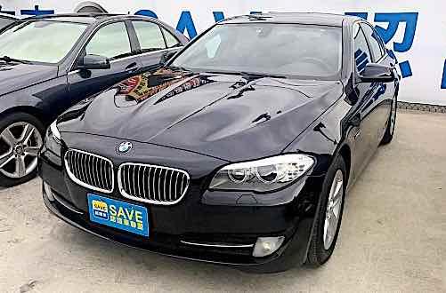 BMW 日規 528i 未領牌享新車利率