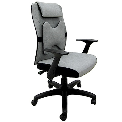 Mr.chair 費德曼高背皮革辦公椅/ 防刮皮革(貓抓皮)