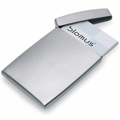 《BLOMUS》簡約掀蓋名片盒