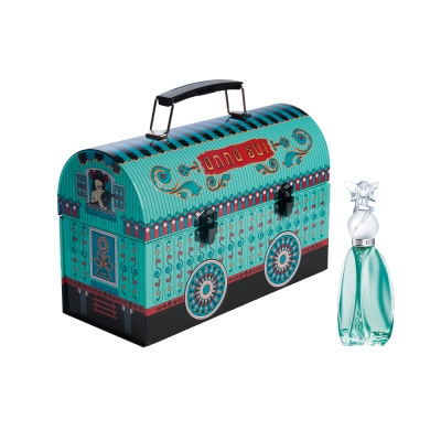 ANNA SUI 安娜蘇 許願精靈香氛列車-淡香水 50 ml+造型列車(附品牌紙袋)
