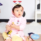 Disney Baby 甜美黛絲荷葉連身裝 淺粉色