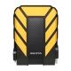 ADATA威剛 Durable HD710Pro 2TB 2.5吋行動硬碟-黃色 product thumbnail 1