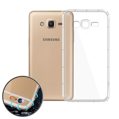 VXTRA Samsung Galaxy J2 Prime 5吋 氣墊保護殼