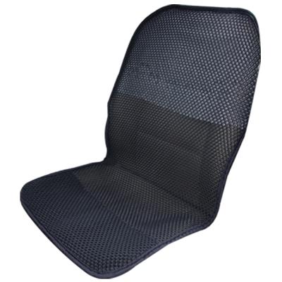 3D立體透氣L型座墊(黑)
