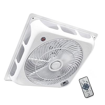 勳風18吋 變頻直流DC節能/遙控/頂上循環扇(HF-1899DC)