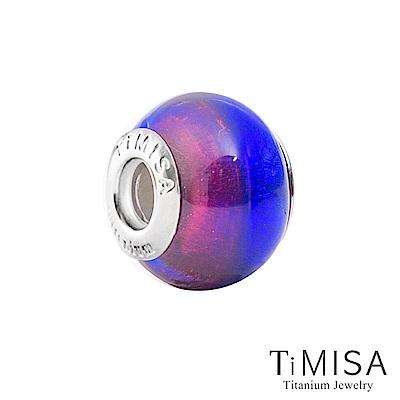 TiMISA《秘密(11mm)》純鈦琉璃 墜飾串珠